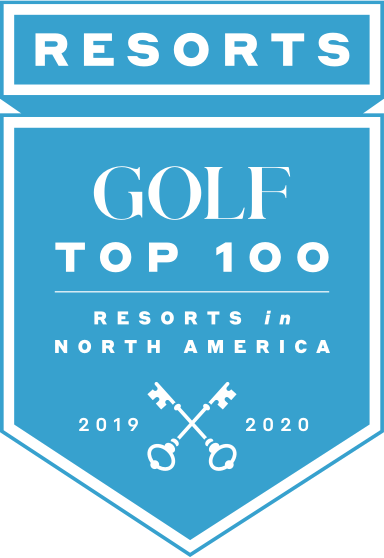 Golf Top 100 Courses in the World