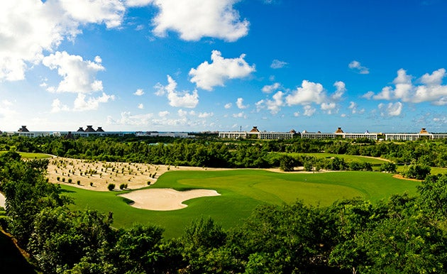 The Nicklaus Design Course at Vidanta Riviera Maya