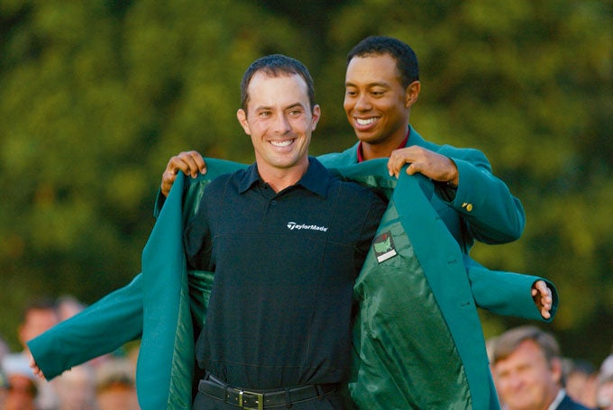 2003: Mike Weir