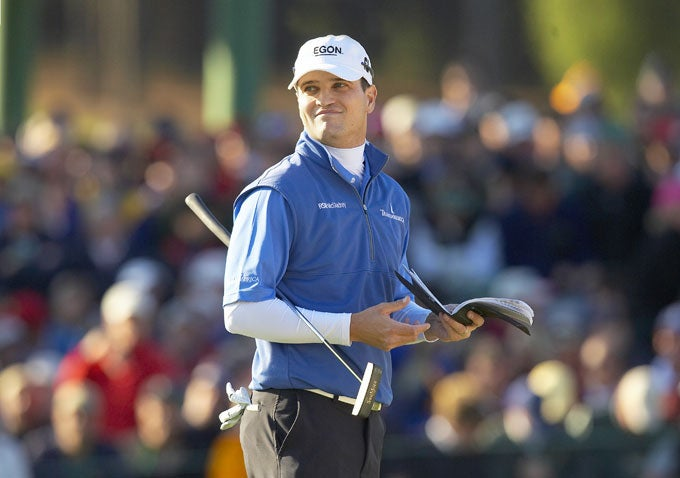 2007: Zach Johnson