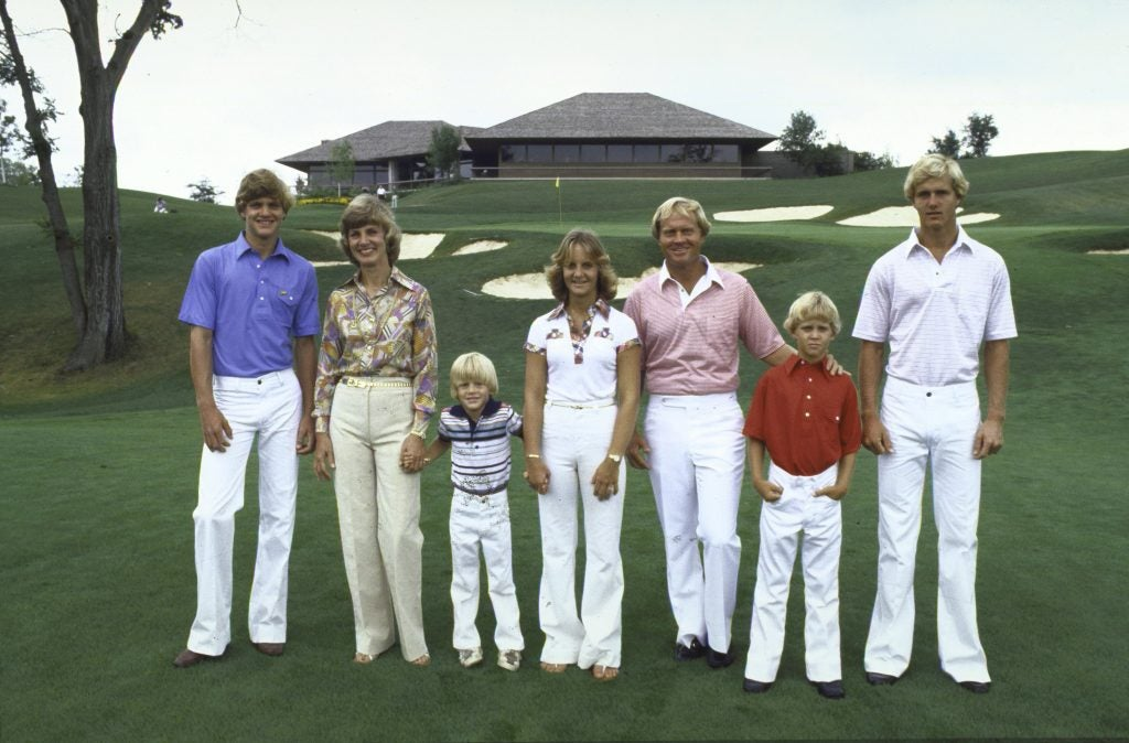 The Nicklaus Bunch