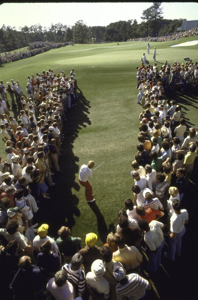 Jack Nicklaus at 1979 Masters