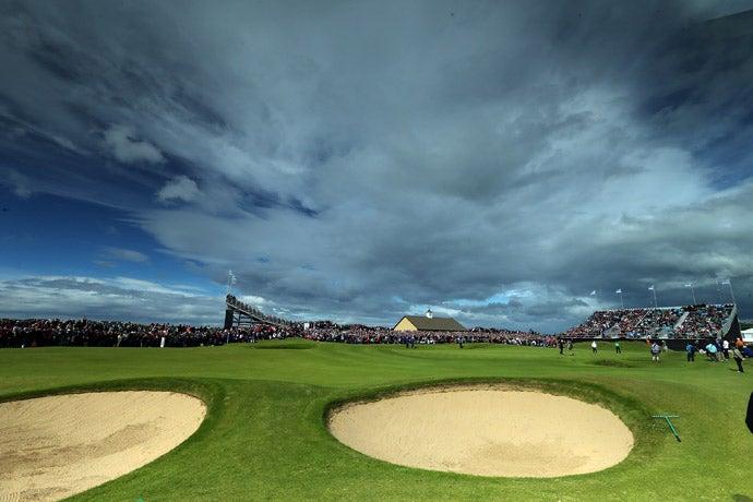 royal portrush golf  photos of the 2019 british open venue