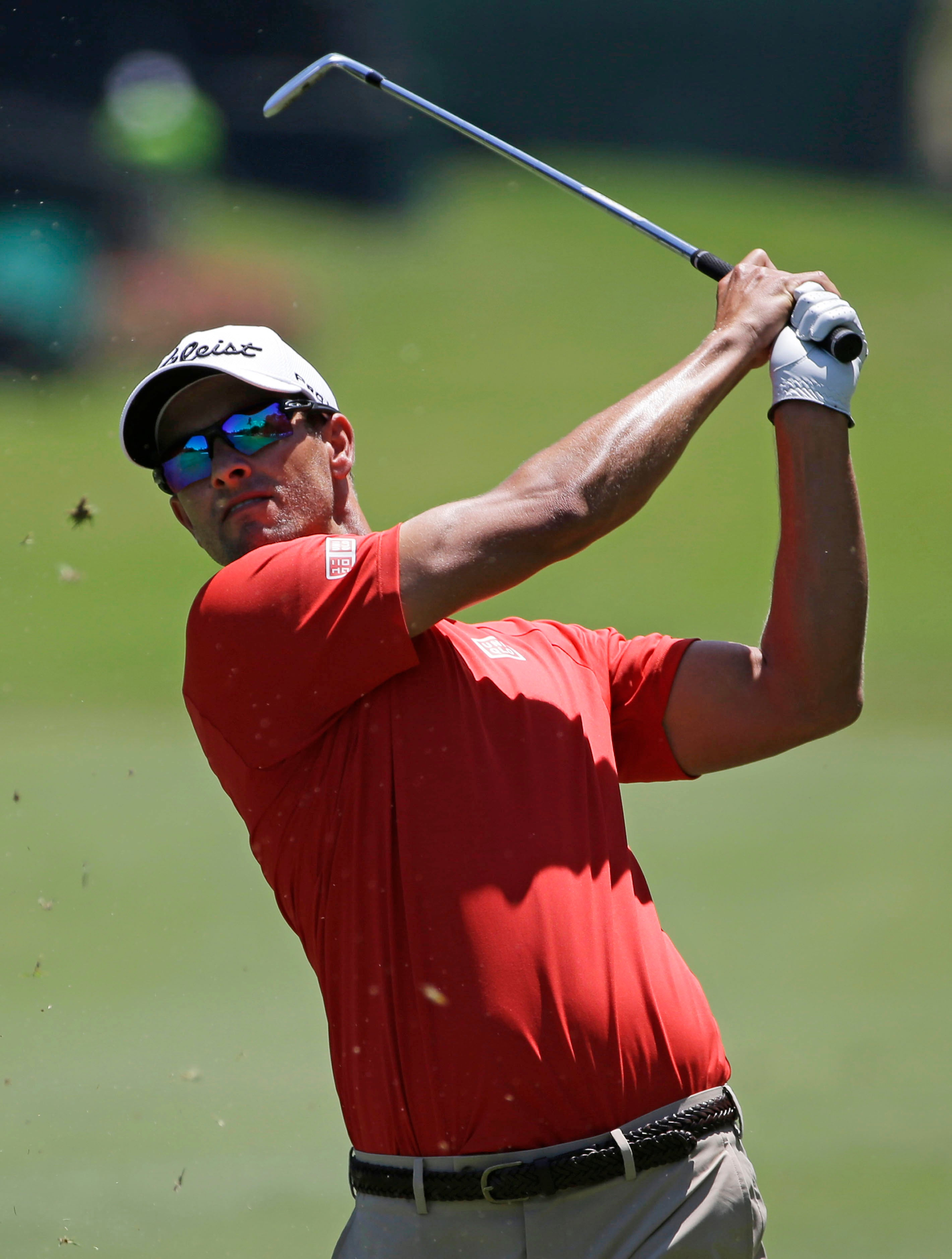 pro golfers play other sports  sergio garcia  adam scott
