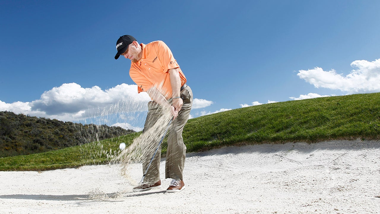 Your Game Chunk And Run Bunker Shots