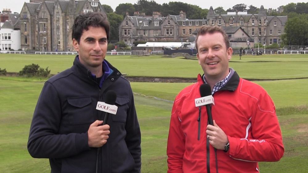 british open 2015    round 1 recap  golf com at st  andrews