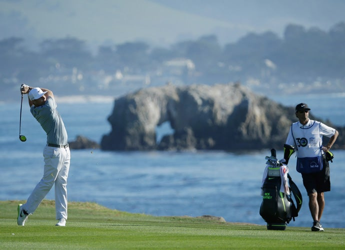 Nick Watney, 2015 AT&T Pebble Beach National Pro-Am