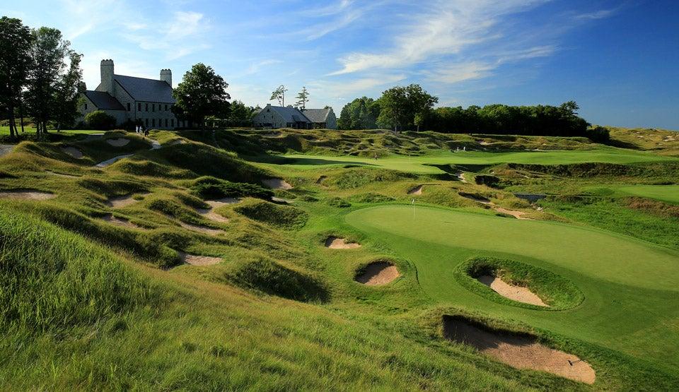 5. Whistling Straits Golf Club (Straits), Kohler, Wisc.