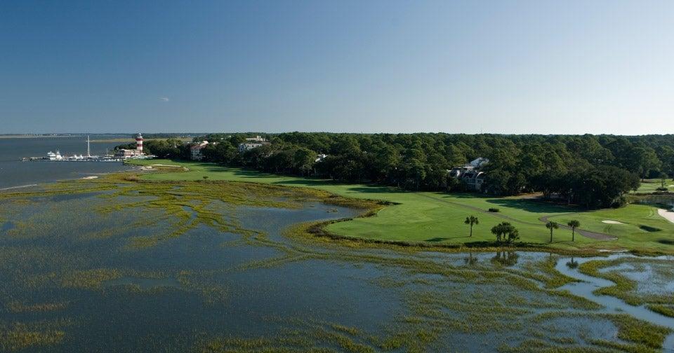 9. Harbour Town Golf Links, Hilton Head Island, S.C.