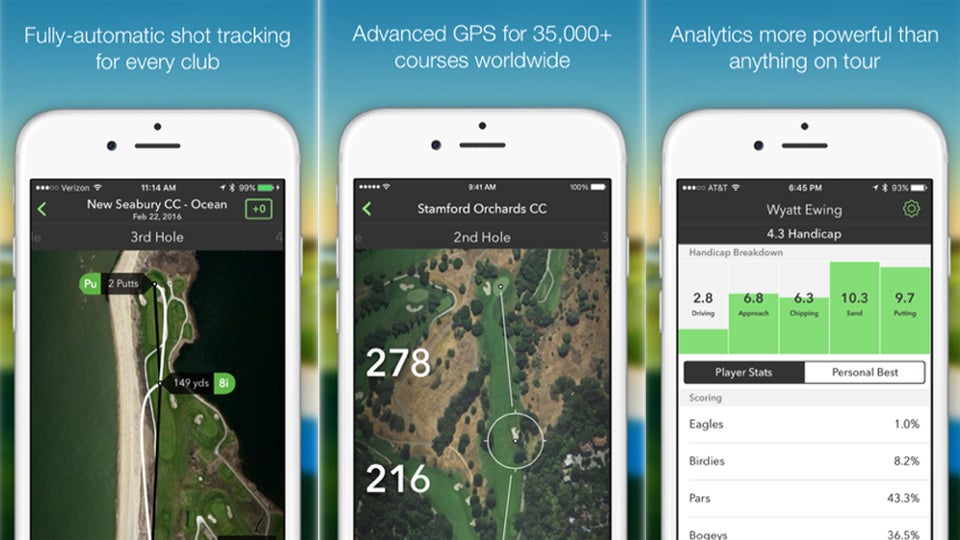 6 Golf GPS Apps That Will Help You Find Your Bearings and