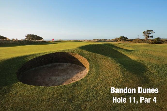 Bandon Dunes: Hole 11, Par 4