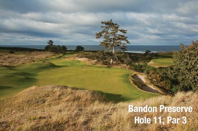Bandon Preserve: Hole 11