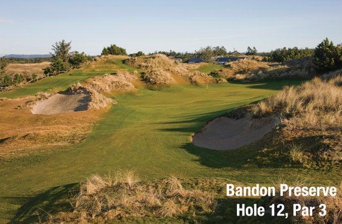 Bandon Preserve: Hole 12