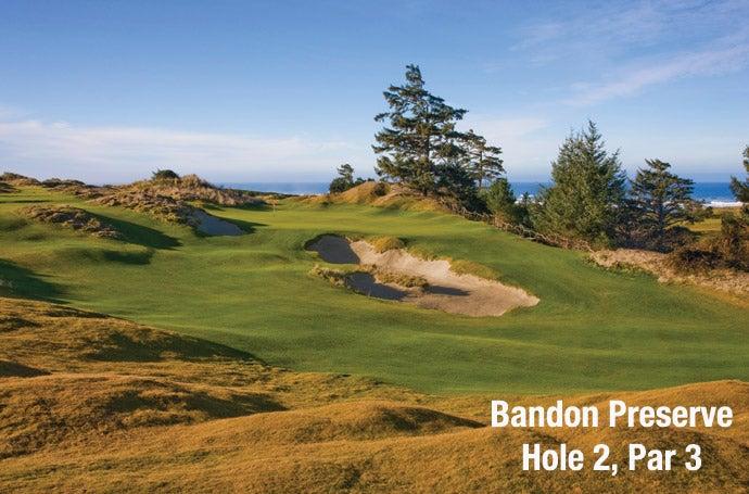 Bandon Preserve: Hole 2