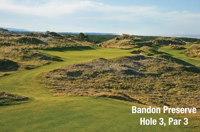 Bandon Preserve: Hole 3