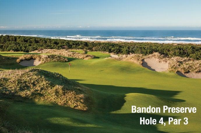 Bandon Preserve: Hole 4