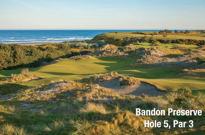 Bandon Preserve: Hole 5