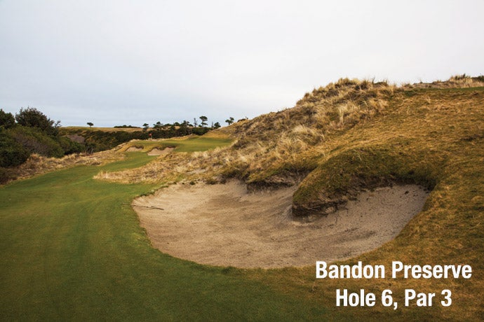 Bandon Preserve: Hole 6