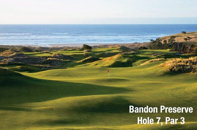 Bandon Preserve: Hole 7