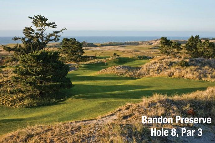 Bandon Preserve: Hole 8