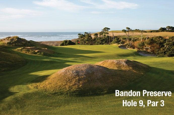 Bandon Preserve: Hole 9