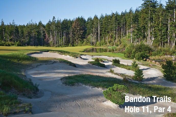 Bandon Trails: Hole 11, Par 4