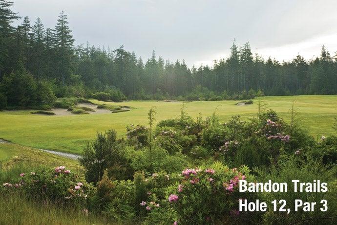 Bandon Trails: Hole 12, Par 3