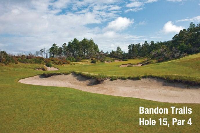 Bandon Trails: Hole 15, Par 4