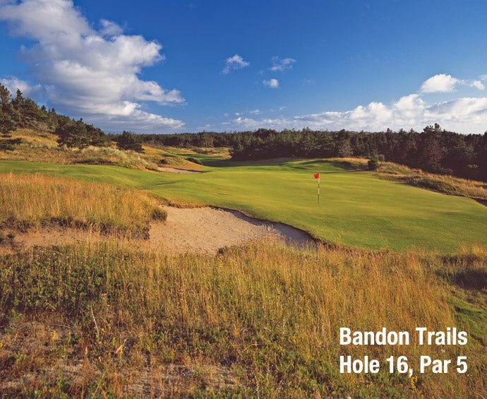 Bandon Trails: Hole 16, Par 5