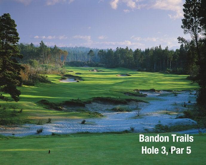 Bandon Trails: Hole 3, Par 5