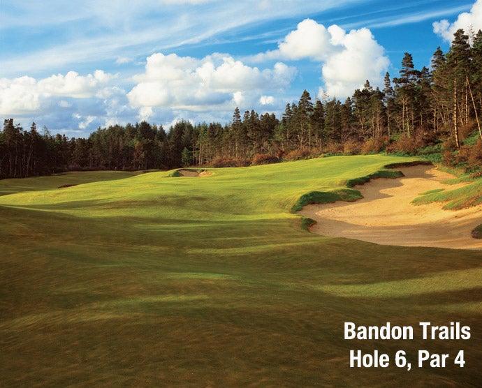 Bandon Trails: Hole 6, Par 4