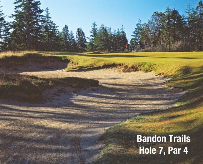 Bandon Trails: Hole 7, Par 4