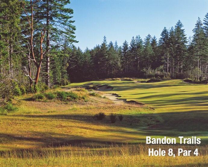 Bandon Trails: Hole 8, Par 4