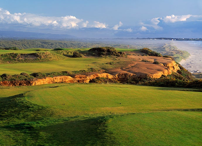 6. 16th Hole, Bandon Dunes, Bandon, Ore.; par 4, 363 yards