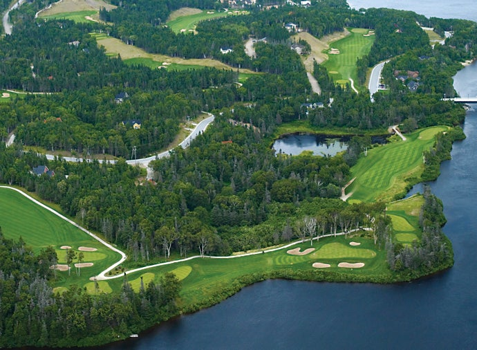 7. Humber Valley Resort (River), Steady Brook, Newfoundland and Labrador