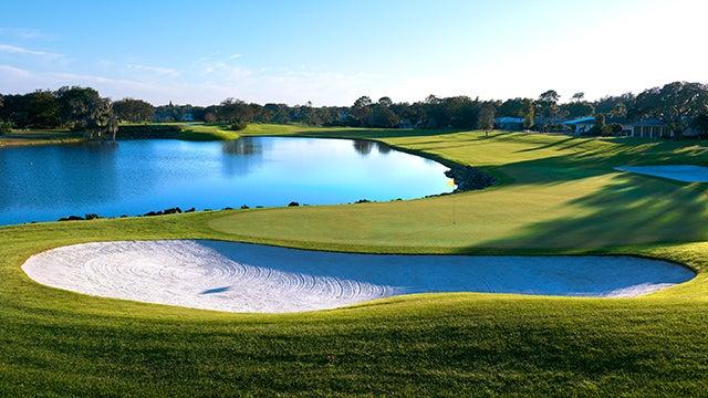 2. Arnold Palmer's Bay Hill Club & Lodge, Orlando, Fla.