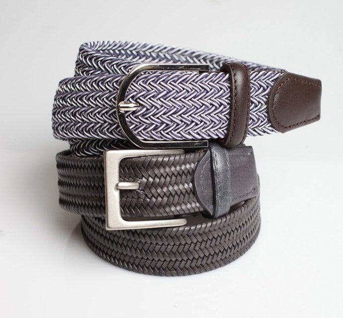 Beltology Dark Grey Litmus Leather/Basis
