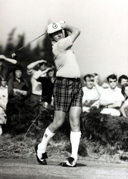 Brian Barnes' Shorts