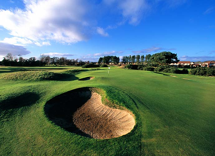 2018 British Open: Carnoustie Golf Links, Carnoustie, Scotland