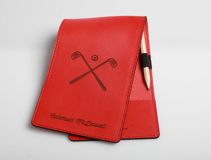 Carve On Yardage Book Cover