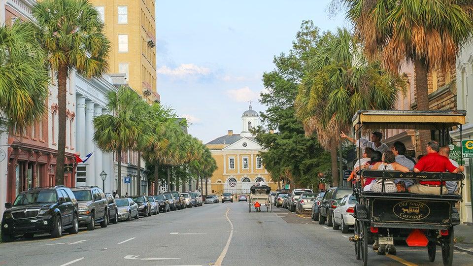 Charletson, South Carolina