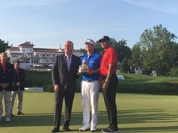 Tiger Woods & Billy Hurley III