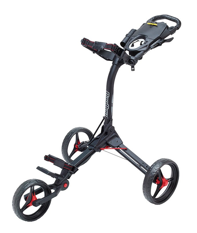 Bag Boy Compact 3 Push Cart, $200