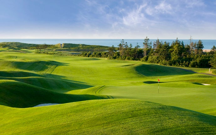 9. The Links at Crowbush Cove, West St. Peters, Prince Edward Island