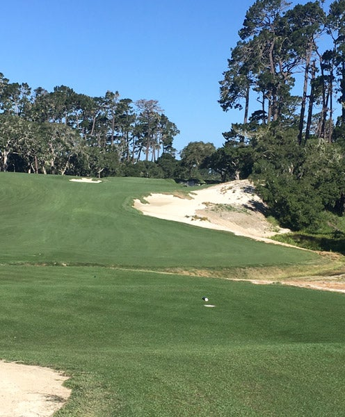 Dunes Course 5th Hole