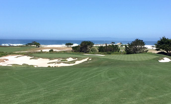 Dunes Course 16th Hole