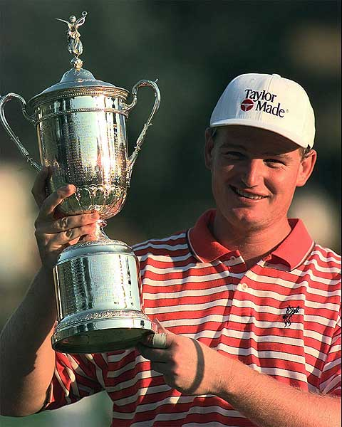 ernie els career pictures  results  and tournament wins
