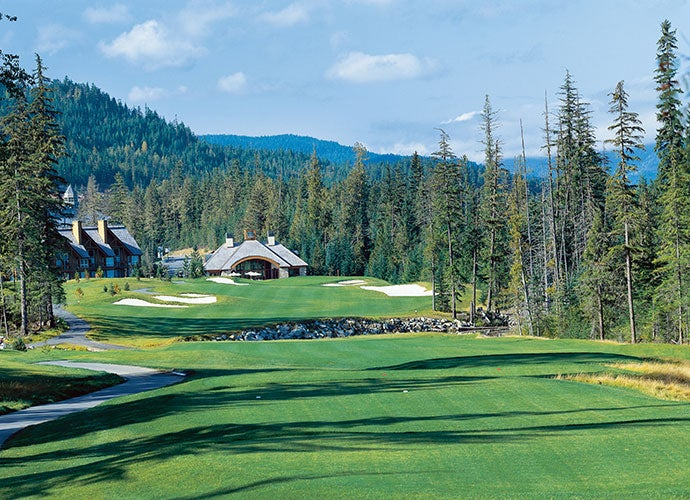 4. Fairmont Chateau Whistler, Whislter, British Columbia, Canada