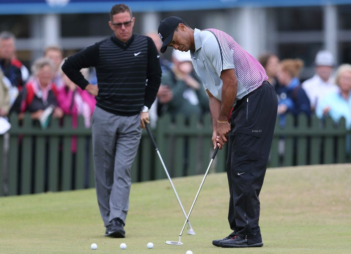 Another week went by and Woods was in the headlines again, choosing to part ways with swing coach Sean Foley. The two worked together for four-and-a-half years, and though Woods had a very successful 2013 season, he never won a major with Foley guiding his swing.