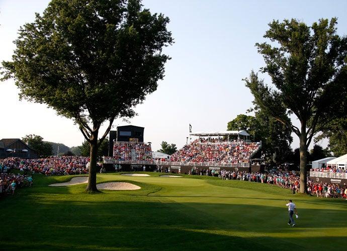 WORST: Firestone Country Club (South), Akron, Ohio -- WGC Bridgestone Invitational